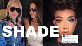 JEFFREE STAR SHADES JAMES CHARLES AFTER TATI VIDEO!