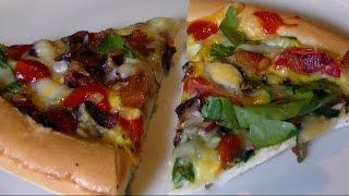 Schar's Gluten Free Pizza Crust   3 Ways