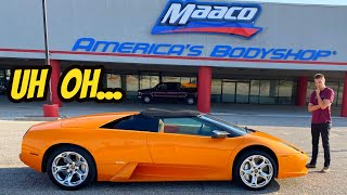 Was Letting Maaco Paint The Cheapest Lamborghini Murcielago A Mistake???