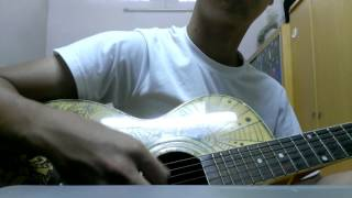 "Lava (From ""Lava"" Short film) Guitar Cover"