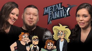 Metal Family. Interview with the creators of the animated series