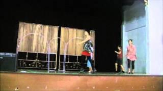Bachatango Italiano line dance Patrizia Porcu, Italy, July 2012