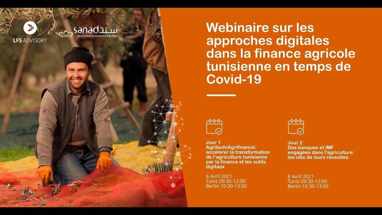 Download Sanad Agrifinance - Jour 1 - Agritech/Agrifinance: accélérer la transformation de l'agriculture