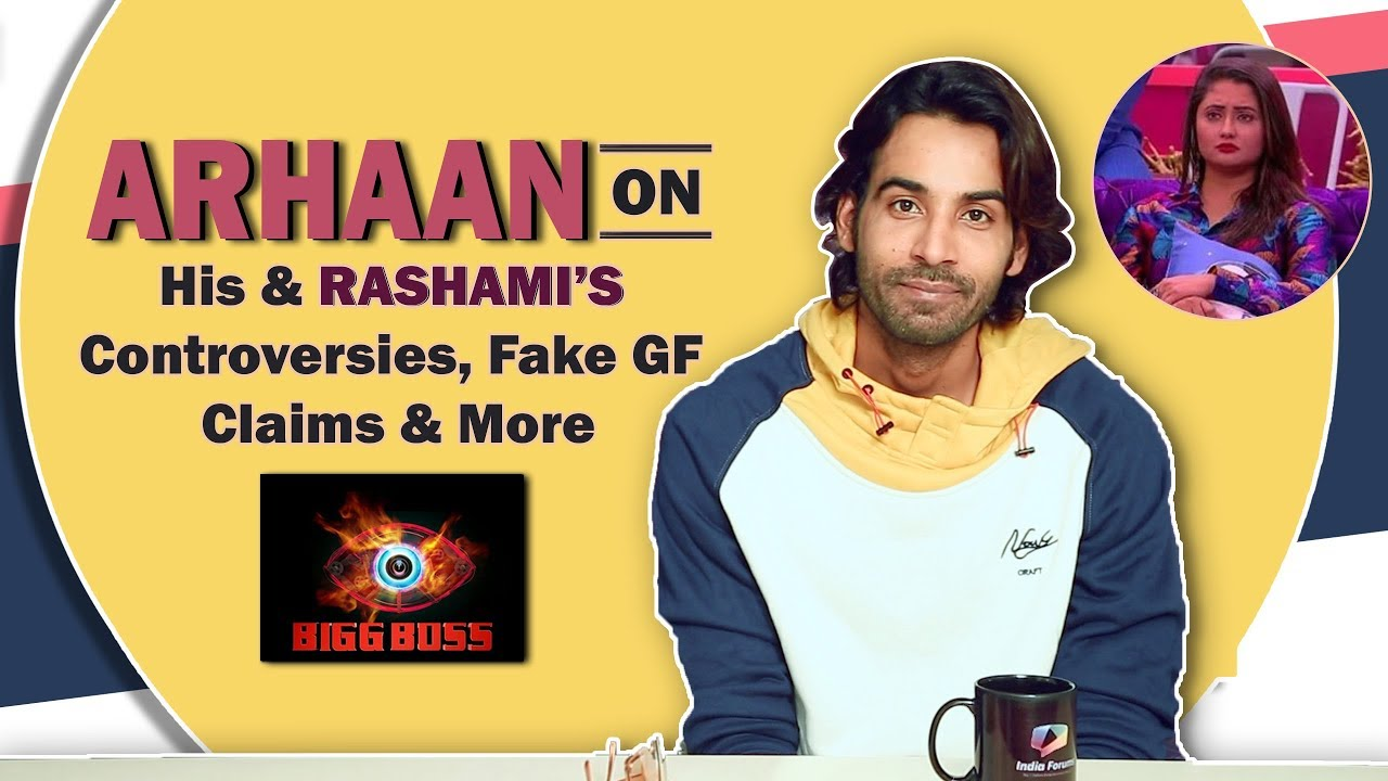 Download Arhaan Khan Reveals All About Controversies, Ex-GF, Rashami's Keys & More