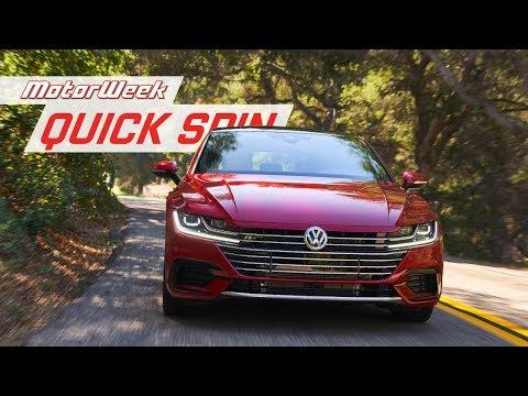 2019 Volkswagen Arteon | MotorWeek Quick Spin