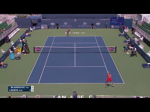 2018 US Open Series: Mubadala Silicon Valley Classic Day 2 Highlights