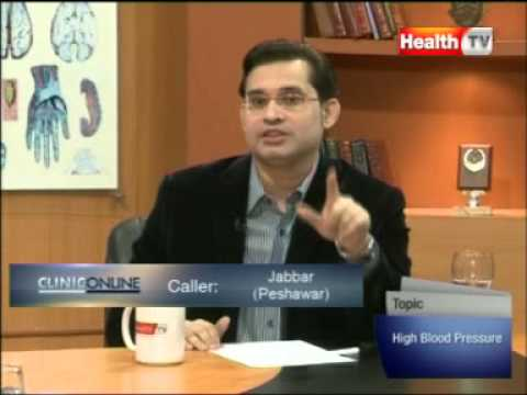 Clinic Online | Topic: HIGH BLOOD PRESSURE | Part 3 | HTV