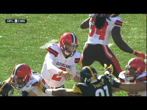 Johnny Manziel Top 5 fails