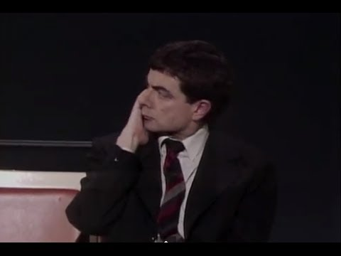 Rowan Atkinson Live - A Day In The Life Of The Invisible Man