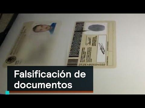Falsificación de documentos, el negocio de Santo Domingo - Despierta con Loret