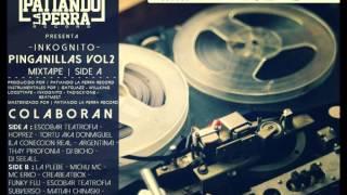 Inkognito - Pinganillas vol 2 Disco completo (descargar)