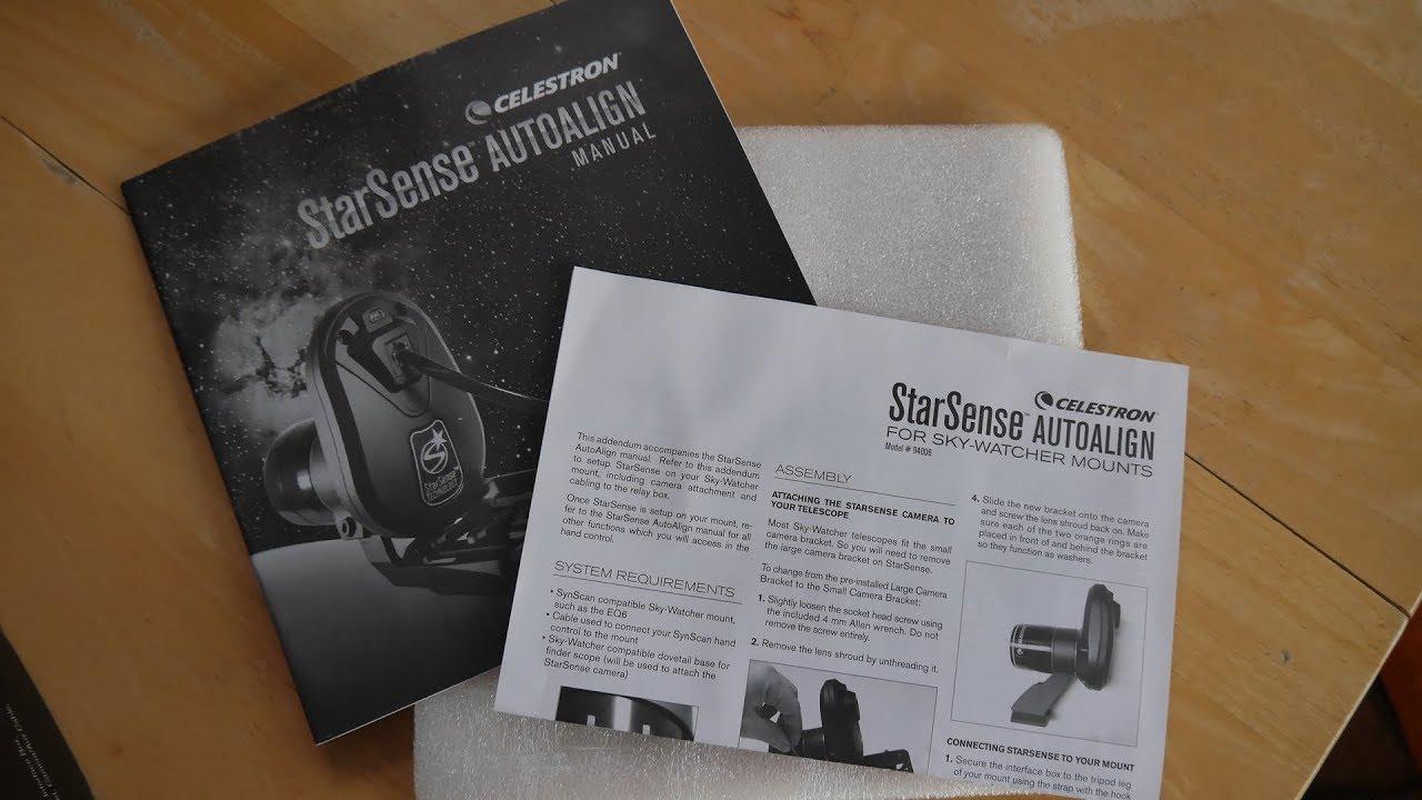 Celestron Star Sense for Synscan Skywatcher