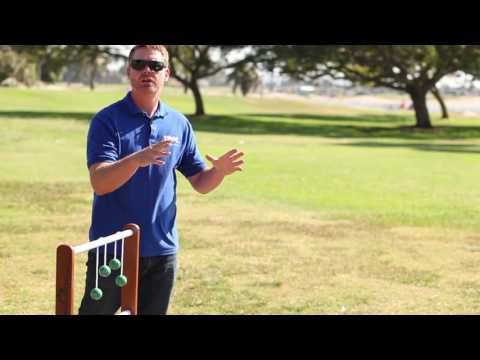 How to play Ladder Golf - Tips and Techniques