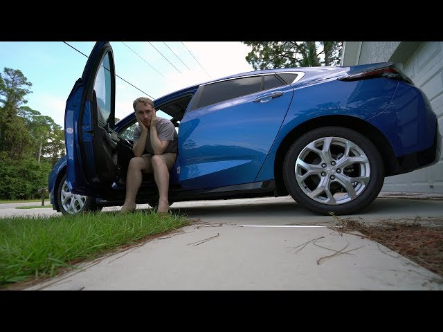 2018 Chevy Volt : 3 Months Later | The ONE thing I hate about it
