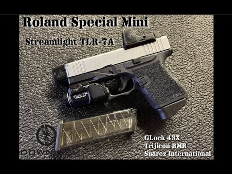 Roland Special Mini, TLR-7A