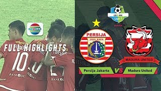 Download Video PERSIJA JAKARTA (0) vs MADURA UNITED (2) - Full Highlights | Go-Jek LIGA 1 bersama Bukalapak MP3 3GP MP4