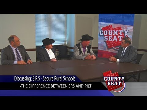 The County Seat   Discussing SRS   Secure Rural Schools