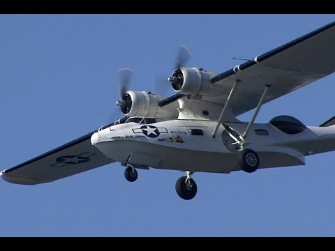 "Consolidated PBY-5A Catalina ""Miss Pickup"""