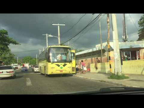 Vibration From Downtown To Uptown Kingston (Jamaica)