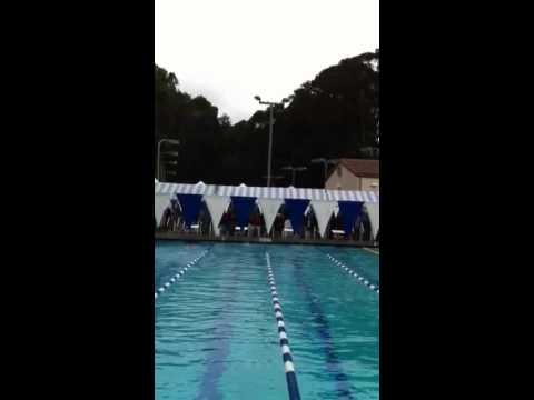 Summer swim 100 IM - Oakland meet