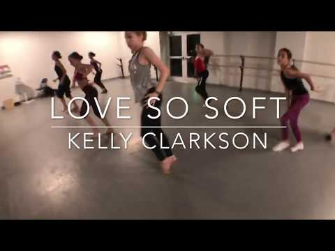 Kelly Clarkson  Love So Soft  Choreography  Andy Perales