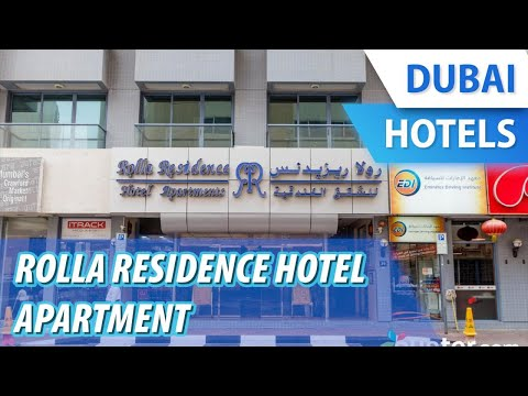 Rolla Residence Hotel Apartment | Review Hotel In Dubai, UAE