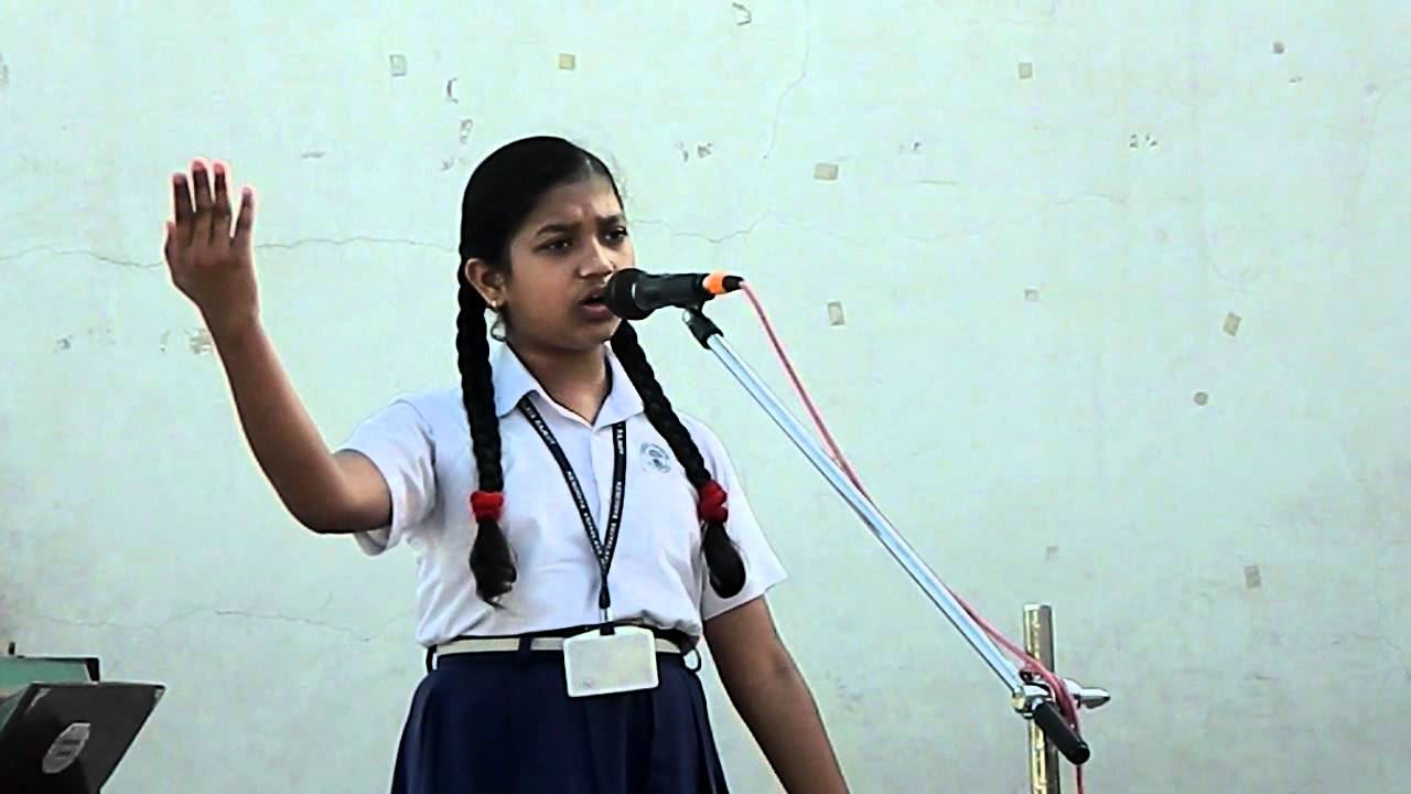 Hindi Poem Recitation on 27-04-2012 - YouTube