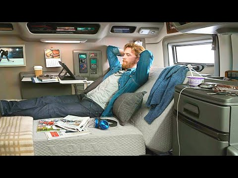 2019 Volvo VNL Truck - Better Than Your Bedroom (LUXURY TRUCK)