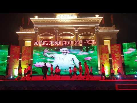 Quang Trung - Minh Ngoc: biểu diễn đêm giao thừa 2017
