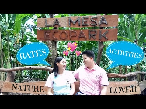 LA MESA ECO PARK 2018 - FUN THINGS TO DO l RATES AND MORE!
