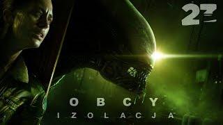 """Let's play Obcy: Izolacja cz23""""Ośrodek Gemini"""""""