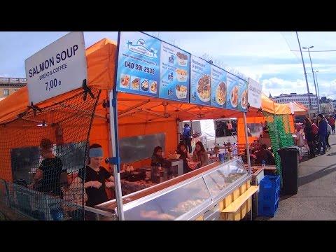 Helsinki Market Square (HD)