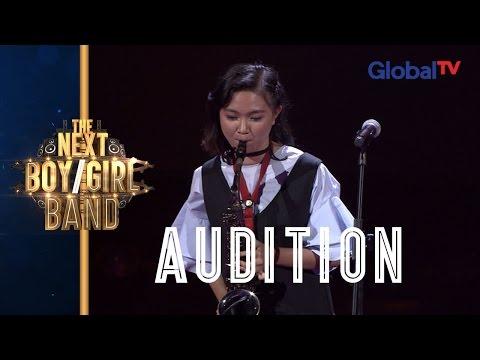 Ken Nampi Sings 'Cinta' (GAC)  I The Next Boy / Girl Band GlobalTV