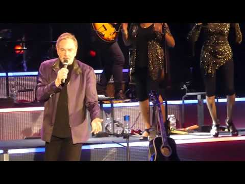 """America"" Neil Diamond@Royal Farms Arena Baltimore 6/9/17"
