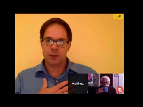 The Growing Crime of Citizen Harassment WBB interviews Dr  Matthew Aaron