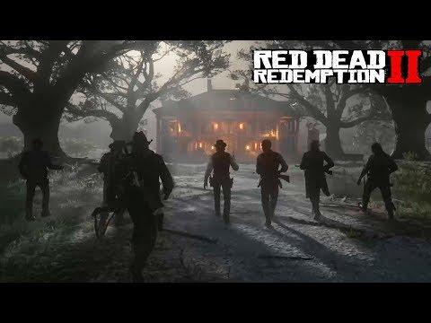 Конец Греев и БрейтУэйтов - Red Dead Redemption 2 Прохождение #22