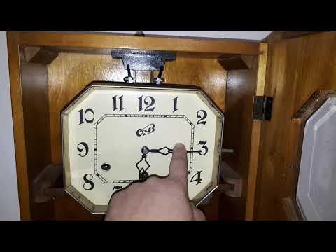 Часы четвертные ОЧЗ