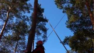 пилим деревья по средствам альпинизма3(, 2013-03-19T09:33:06.000Z)