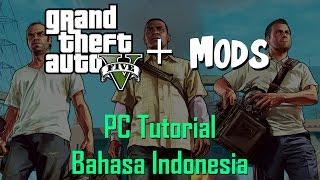 MAIN GTA 5 PC PAKE MOD! - Tutorial Bahasa Indonesia