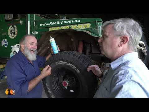 How to protect your 4x4 against corrosion. Overland Workshop with Roothy