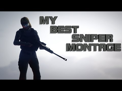 3K SUBSCRIBERS SPECIAL |SNIPER MONTAGE #9 [OLD]