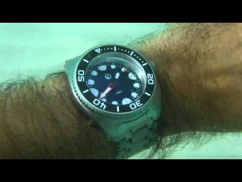 H2O Orca Torpedo Rafy Dubai snorkeling test