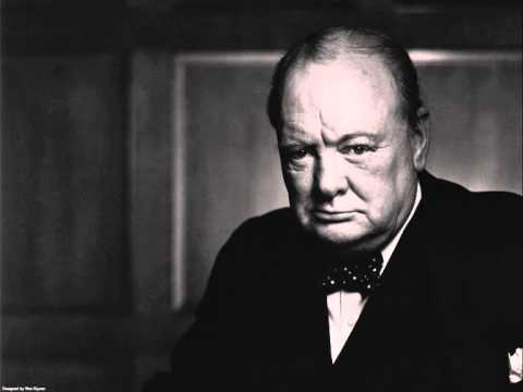 'His Finest Hour' - Audio Biography of Winston Churchill - 1954