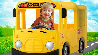 Children Song - Wheels on the Bus by iFinger