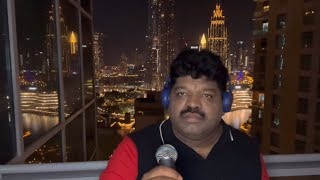 Telangana Janapadum at Dubai by Dr. Rafiuddin and Lyricist Dr. T. Janardhan Rao