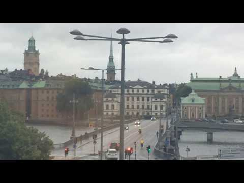 Stockholm, Sweden - The Sheraton Stockholm Hotel