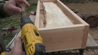 Фрезер - Брус из бревна или Кино о фрезере / Log To Lumber