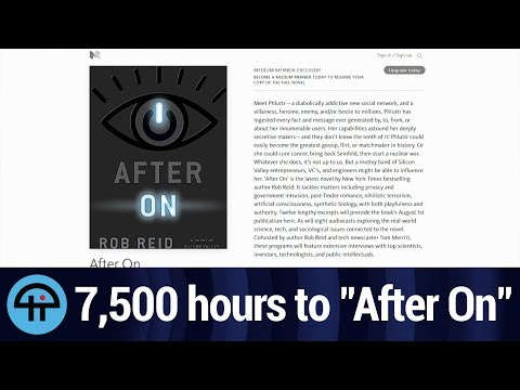 """7,500 hours to """"After On"""""""
