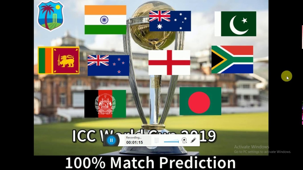 ICC World Cup 2019 All Match Predictions, Bhavishyavani And Astrology Report