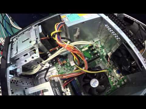 CPU Fan Failure